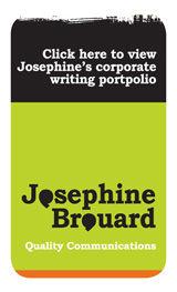 View Josephine's corporate writing portfolio